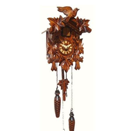 522q quartz cuckoo clock - Cuckoo bird clock sound ...