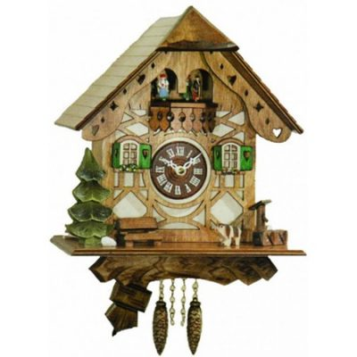 Cuckoo + Westminster Chime
