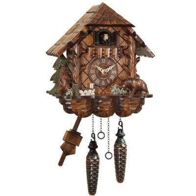 Engstler - Cuckoo bird clock sound ...