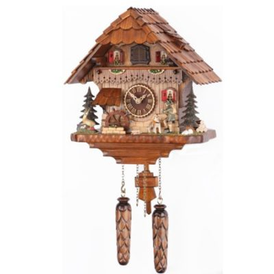 Battery Operated Cuckoo Clocks