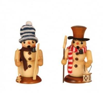 Snowman Smokemen