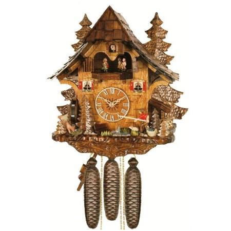 engstler cuckoo clock instructions