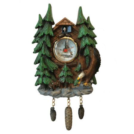 Eagle Alarm Clock
