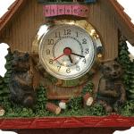 Beers Cow Clock