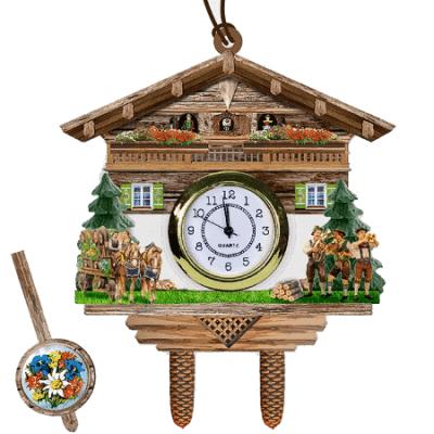 Poly Cuckoo Clocks
