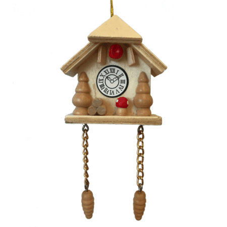 souvenir cuckoo clock
