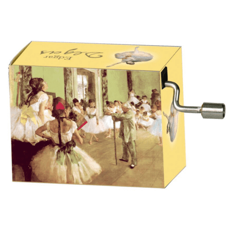 Dance Class Music Box