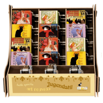 Juendstil Music Box