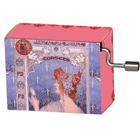 Juendstil Music Box