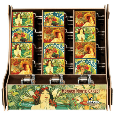 Mucha Music Box