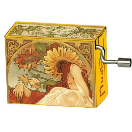 Mucha Music Box