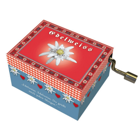 Edelweiss Music Box