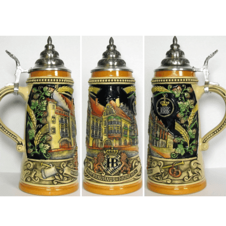 Hofbraushaus Beer Stein