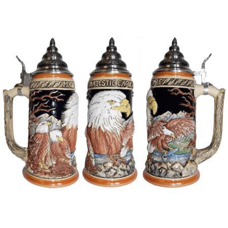 Eagle Beer Stein