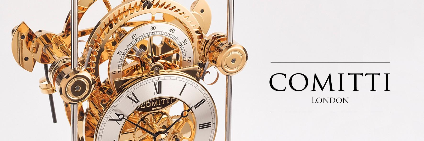 Comitti Clocks